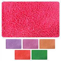 """Коврик в ванную """"Пальчики"""" J01081 разные цвета, 40*60см, коврики для ванной, коврик в ванную, коврик для туалета, коврики для ванных комнат"""