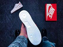 """Кроссовки Nike Air Force 1 Low Off-White """"White/Black"""" (Белые/Черные), фото 3"""