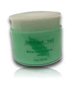 """Восстанавливающий крем для кожи с экстрактом зелёного чая """"Green Tea"""" Зелёный Чай"""