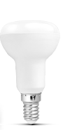 Светодиодная лампа DELUX FC1 4Вт R39 E14 белый