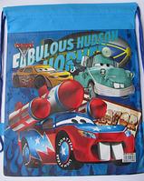 """Детский рюкзак """"Тачки синие"""""""