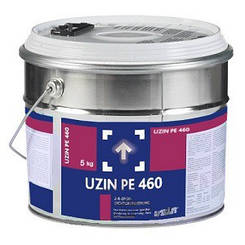 2-к эпоксидная пароизоляционная грунтовка UZIN PE 460