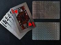 Карты игральные (Серебро)
