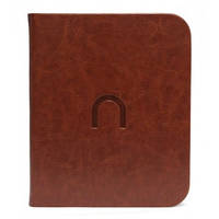 Обложка Barnes&Noble Oliver Cover для NOOK Simple Touch/ST With Glowlight Brown, фото 1