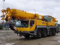 Аренда автокрана 60 тонн