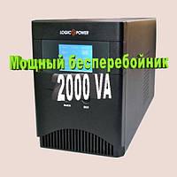 Источник бесперебойного питания LogicPower LPM-PSW 2000VA (48V), фото 1