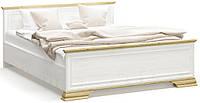 """Ліжко двоспальне Іріс  Меблі-Сервіс / Кровать двуспальная """"Ирис"""" Мебель-Сервис, фото 1"""