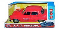 Ретро машинка Волга 9620F