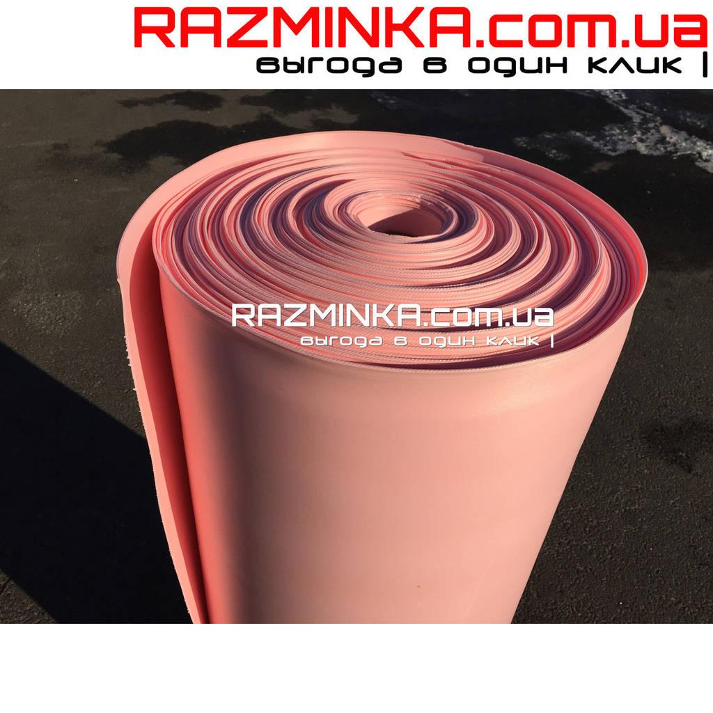 Изолон для цветов ППЭ 2мм, розовый (15 кв.м)