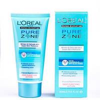 Пилинг L'Oreal Pure Zone  80 ml реплика