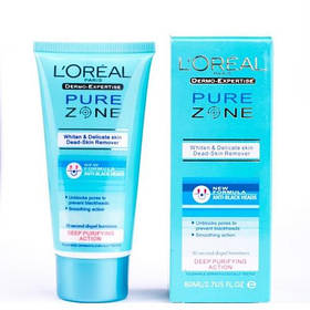 Пилинг L'Oreal Pure Zone  80 ml