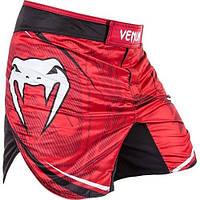 Шорты Venum Jose Aldo UFC 163 Ltd Edition Fightshorts - Red, фото 1