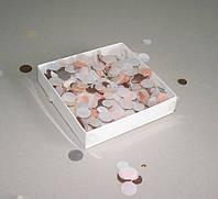 Коробка с пластиковой крышкой 150х150х35 мм