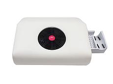 Маникюрная вытяжка-пылесос Simei 858-2 с подставкой для ручки фрезера