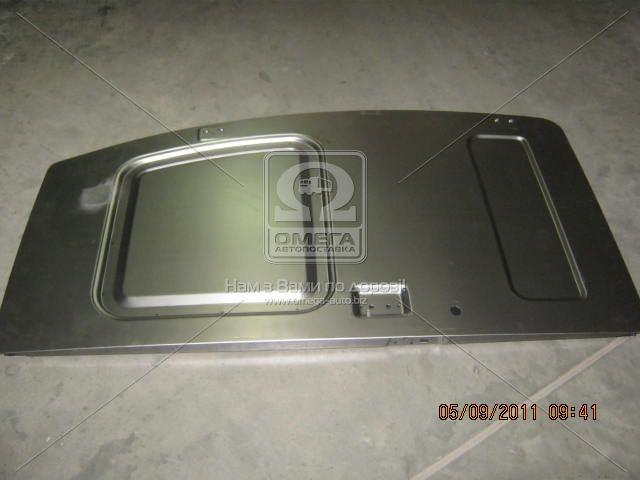 Дверь задка ГАЗ 2705,3221 (без окна) правая ( старогодвери+ старогопетли) (производитель ГАЗ) 2705-6300014-21