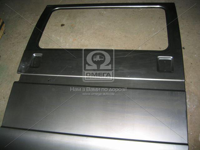 Дверь ГАЗ 2705 салона (сдвижная с окном, под грунтованная) (производитель ГАЗ) 2705-6420014