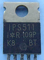 MOSFET IR IPS511 TO220-5