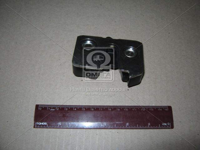 Механизм дверного замка ГАЗ 3302 наружный левая ( новый образца с 2003) (производитель ГАЗ) 1-34702-Х-0