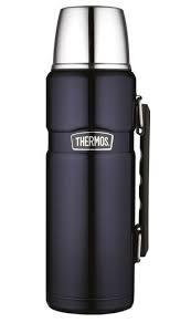 Термос 1,2 л Thermos SK2010 темно-синий