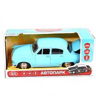 Ретро машинка Волга 9620A