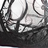 """Великолепный кружевной лиф """"Кардашьян""""11590 на косточках, фото 3"""