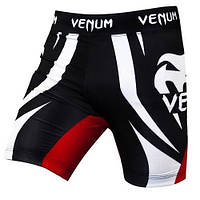 Шорты Venum Electron 2.0 Vale Tudo shorts - Black, фото 1