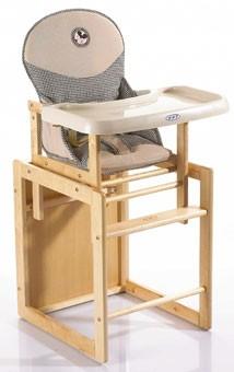 Детский стульчик для кормления Geoby MY-301