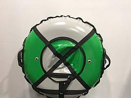 Тюбинг (ватрушка) для катания с горки 100 см диаметр (материал ПВХ)