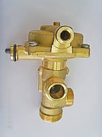 Трёх ходовой кран для котлов Immergas, Nobel. Код: Р421АЕ00А3