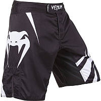Шорты Venum Challenger Fightshorts - Black/Ice