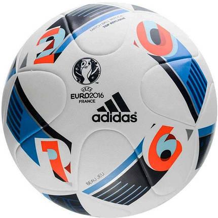 Мяч футбольный Аdidas EURO16 Top Replique AC5414, фото 2