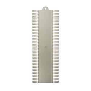 Дисплей для лаков, гелей, прямоугольный, матовый, на 48 оттенков pro