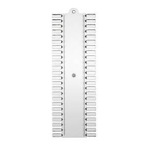 Дисплей для лаков, гелей, прямоугольный, прозрачный, на 48 оттенков pro