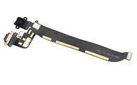 Шлейф для OnePlus 5 A5000, с разъемом зарядки, с микрофоном