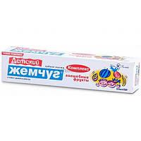 Зубная паста «Детский Жемчуг Волшебные фрукты», 50 мл  Невская косметика