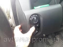 Блок управления светотехникой с противотуманными фарами Люкс ВАЗ 2190 Гранта