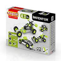 Конструктор серии INVENTOR 4 в 1 - Автомобили (0431)