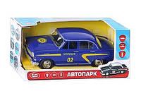 Ретро машинка Волга 9620E