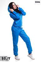 Яркий спортивный костюм с капюшоном, фото 1