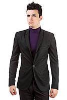 Мужской костюм с узкими лацканами, фото 1