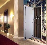 Люк-дверь под декоративную штукатурку (под заказ)