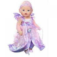 Кукла пупс интерактивная Baby Born Фея 824191