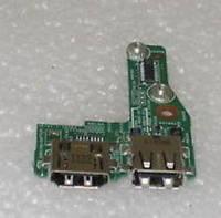 Dell Vostro V131  Плата USB,  HDMI ( 48.4nd04.011 )  бу