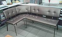 """Уголок для дома и офиса """"Ривьера"""".Мягкая мебель от производителя."""