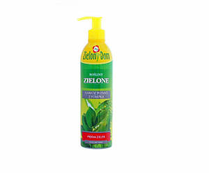 Органическое удобрение для декоративных растений Zielony Dom 300 мл