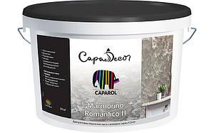 Декоративная мелкозернистая минеральная шпаклевочная масса Marmorino Romantico II (размер зерна - 0,2мм),14 кг