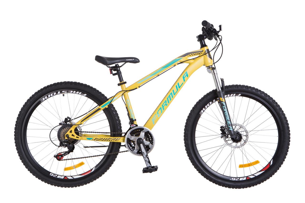 """Велосипед горный 26"""" FORMULA BLAZE PRO HDD 2019"""