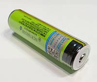 Аккумулятор для подводного фонаря 18650 Panasonic, 3400 mA/h; с платой защиты