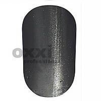 Гель-лак OXXI кошачий глаз №012 (светлый черный, магнитный), 8 мл
