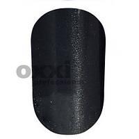 Гель-лак OXXI кошачий глаз №084 (черный, магнитный), 8 мл